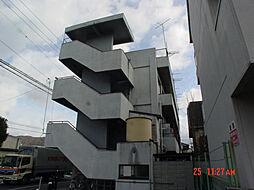 栄マンション[203号室]の外観
