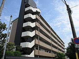 大阪府寝屋川市下神田町の賃貸マンションの外観