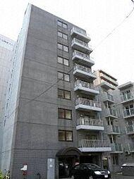 ヴァンクール北5条[5階]の外観