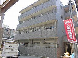 大阪府大阪市鶴見区横堤5丁目の賃貸マンションの外観