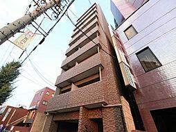 愛知県名古屋市西区栄生1の賃貸マンションの外観
