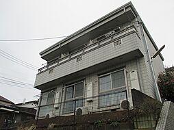 メゾンケーワイ山田[2階]の外観
