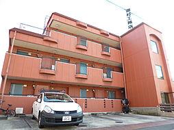 兵庫県西宮市今津野田町の賃貸マンションの外観