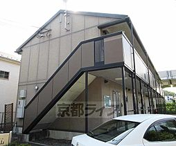 JR湖西線 堅田駅 徒歩17分の賃貸アパート