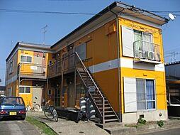 兵庫県豊岡市妙楽寺の賃貸アパートの外観