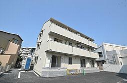 福岡県北九州市小倉北区熊本2丁目の賃貸アパートの間取り