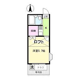 多摩川駅 5.5万円