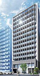 フレール江坂レジデンシャル[11階]の外観