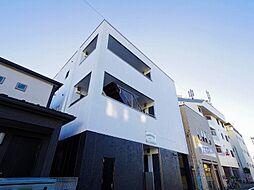 東京都国分寺市内藤1丁目の賃貸マンションの外観