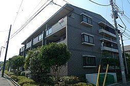 神奈川県横浜市青葉区鴨志田町の賃貸マンションの外観