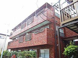 ブラウンハイツ[1階]の外観