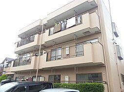 愛知県名古屋市西区五才美町の賃貸マンションの外観