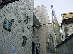 京都府京都市下京区堺町通五条上る俵屋町の賃貸アパートの外観