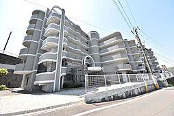 ヒルサイド守恒[4階]の外観