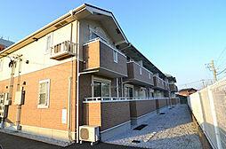福岡県北九州市小倉北区高浜2丁目の賃貸アパートの外観