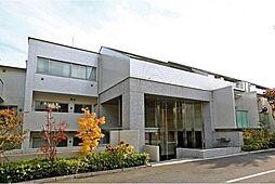 東京都新宿区市谷田町3丁目の賃貸マンションの外観
