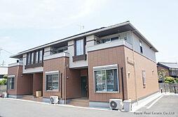 クレメント清田[1階]の外観