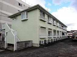 大阪府河内長野市汐の宮町の賃貸アパートの外観
