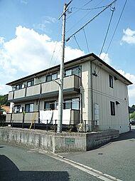 ディアコート西田[2階]の外観