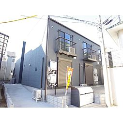 j-square稲毛[2階]の外観