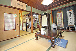 伊賀鉄道 茅町駅 徒歩2分 7DKの内装