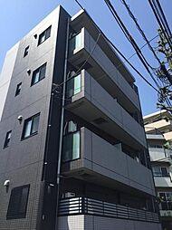 東京都練馬区石神井町1丁目の賃貸マンションの外観