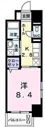 サンシャイン・サチ[2階]の間取り