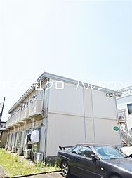 東京都江戸川区篠崎町6丁目の賃貸アパートの外観