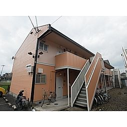 奈良県奈良市四条大路2丁目の賃貸アパートの外観