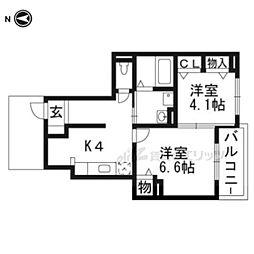 木津駅 5.8万円