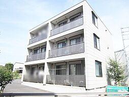 旭化成へーベルメゾンパフィオ湘南[302号室]の外観