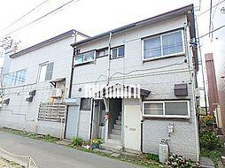 佐藤アパート[2階]の外観