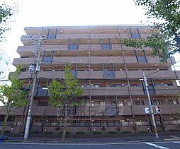 京都府京都市右京区西京極北大入町の賃貸マンションの外観