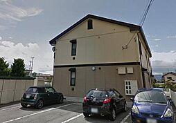 山形県山形市南二番町の賃貸アパートの外観