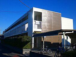 埼玉県吉川市きよみ野2丁目の賃貸マンションの外観