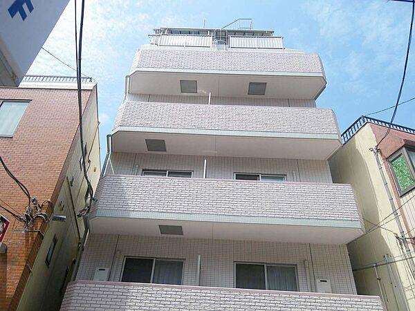 東京都葛飾区東金町1丁目の賃貸マンションの外観