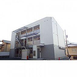広島県広島市東区戸坂大上4丁目の賃貸アパートの外観