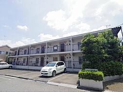 東京都東村山市諏訪町3丁目の賃貸アパートの外観