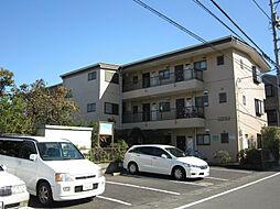 カトレヤマンション[3階]の外観