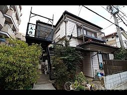 入舟荘[1階]の外観