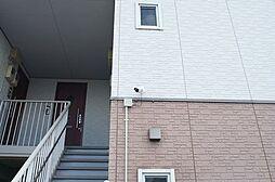 コスモスA[2階]の外観