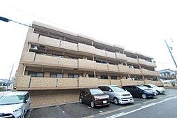 愛知県日進市栄4の賃貸マンションの外観