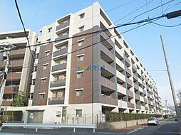 神奈川県横浜市鶴見区下野谷町1丁目の賃貸マンションの外観