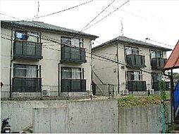 宮城県仙台市青葉区千代田町の賃貸アパートの外観