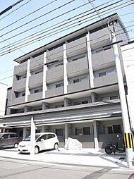 プリモベント円町[502号室]の外観