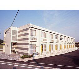 岡山県岡山市東区瀬戸町江尻の賃貸アパートの外観