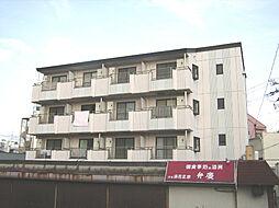 ローブル尾崎[4A号室]の外観
