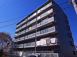 グリーンアベニュー壱番館[4階]の外観