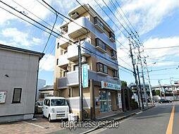 神奈川県川崎市麻生区王禅寺西4丁目の賃貸マンションの外観