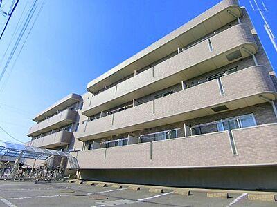 外観,1K,面積32.4m2,賃料4.9万円,JR常磐線 赤塚駅 3.2km,,茨城県水戸市渡里町